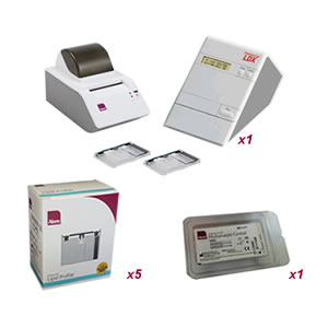 Cholestech LDX Starter Kit with Lipid Profile Cassettes
