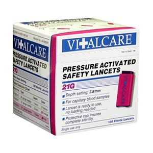Vitalcare/Prodigy Lancets