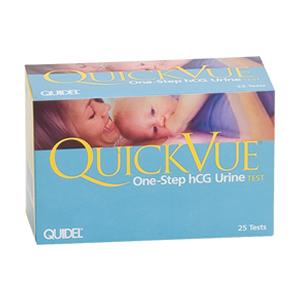 QuickVue One-Step Pregnancy Urine