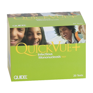 QuickVue+ Mononucleosis