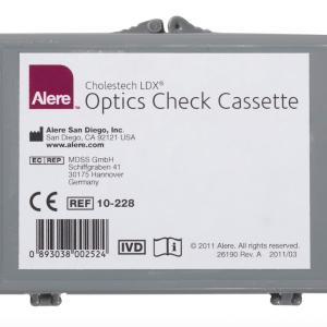 Cholestech - Optics Check Cassette