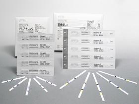SpotChem EZ Uric Acid Test Strips