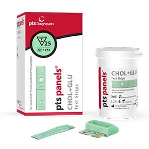 CardioChek Cholesterol + Glu