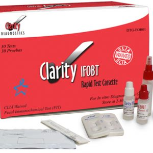 Buy 2 Get 1 FREE Clarity One-Step Fecal Immunochemical Test