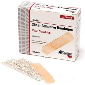 Bandages (3/4 x 3)